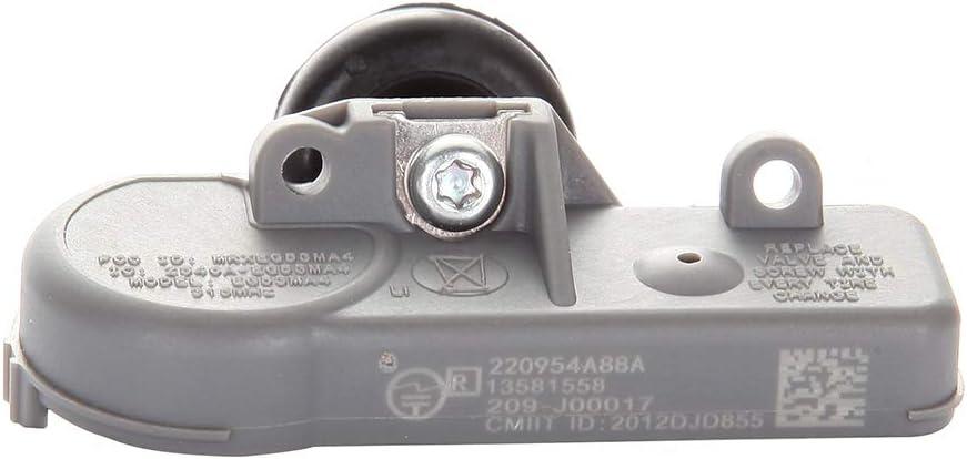 315MHz Fits for Buick Cadillac Chevrolet GMC Pontiac 13598771 TPMS ROADFAR Programmed Tire Pressure Monitoring System Sensor