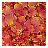 Living Easy Rose Petals- Real Rose Petals. Wedding Petals from Flyboy Naturals 240 cups