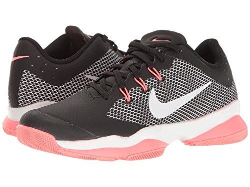 Nike Womens Air Zoom Scarpe Da Tennis Allenamento Ultra Black / White / Lava Glow Taglia 8 Us