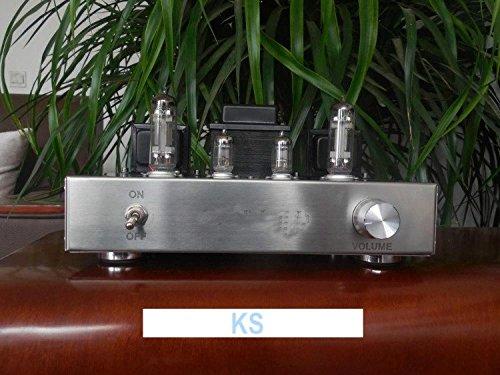 KOHSTAR Old Buffalo 6C19 Tube amplifier handmade silver wire