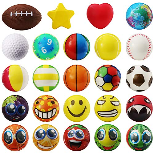 Fun stress ball toys!