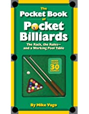 The Pocket Book of Pocket Billiards: The Rack, The Rules―And A Working Pool Table
