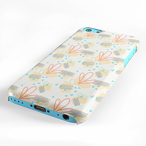 Koveru Back Cover Case for Apple iPhone 5C - Ladders