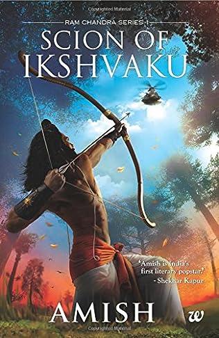 book cover of Scion of Ikshvaku