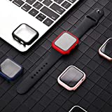 16 Pieces Watch Case Screen Protector Smart Watch