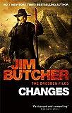 Changes: The Dresden Files, Book Twelve: 12