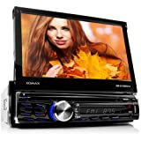 XOMAX XM-DTSB914 Autoradio / Moniceiver + 18 cm / 7' High Definition HD TOUCHSCREEN PANTALLA TACTIL + Audio & Video: MP3 con ID3 TAG, WMA, MPEG4, AVI, DIVX + Bluetooth Manos