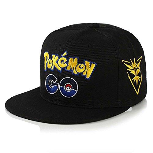 Pokemon Go – Team Mystic, Valor & Instinct Hats