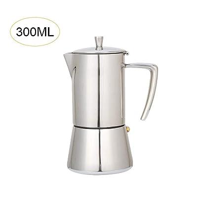 Cafeteras de Acero Inoxidable 200ml/300ml Filtro de Olla ...