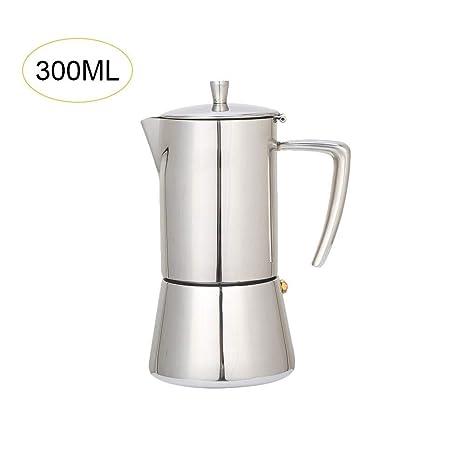 iShinè_Kitchen supplies máquina de café cafetera Acero ...