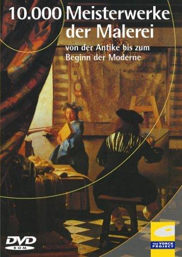 10000 Meisterwerke Der Malerei   Von Der Antike Bis Zum Beginn Der Moderne