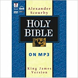 Scourby KJV Audio Bible: King James Version: Alexander