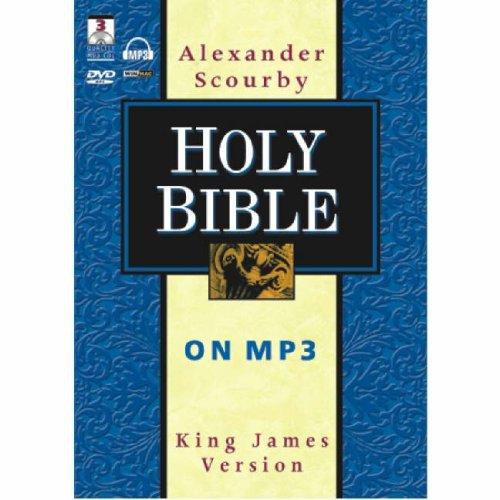 Kjv audio bible download alexander scourby.