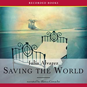 Saving the World Audiobook