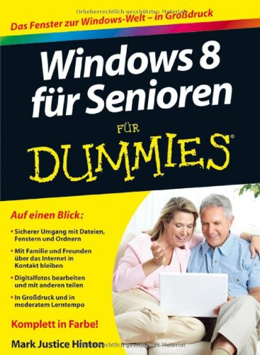 Windows 8 Für Senioren Für Dummies