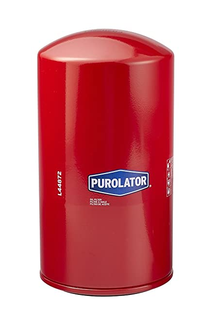 Amazon.com: Purolator L44872 Purolator Oil Filter, Fits Diesel Applications: Automotive