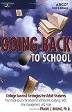 Going Back to School, Frank Joe Bruno, 0768907128