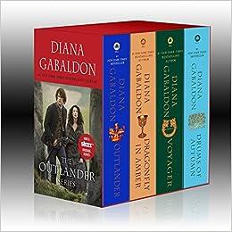 Outlander Boxed Set: Outlander, Dragonfly In Amber, Voyager, Drums Of Autumn por Diana Gabaldon epub