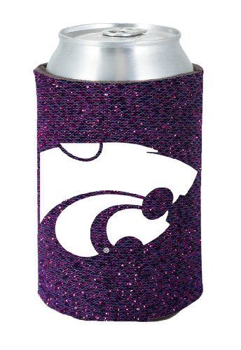 Kansas State Wildcats Kolder Kaddy Can Holder - (Wildcats Glitter)