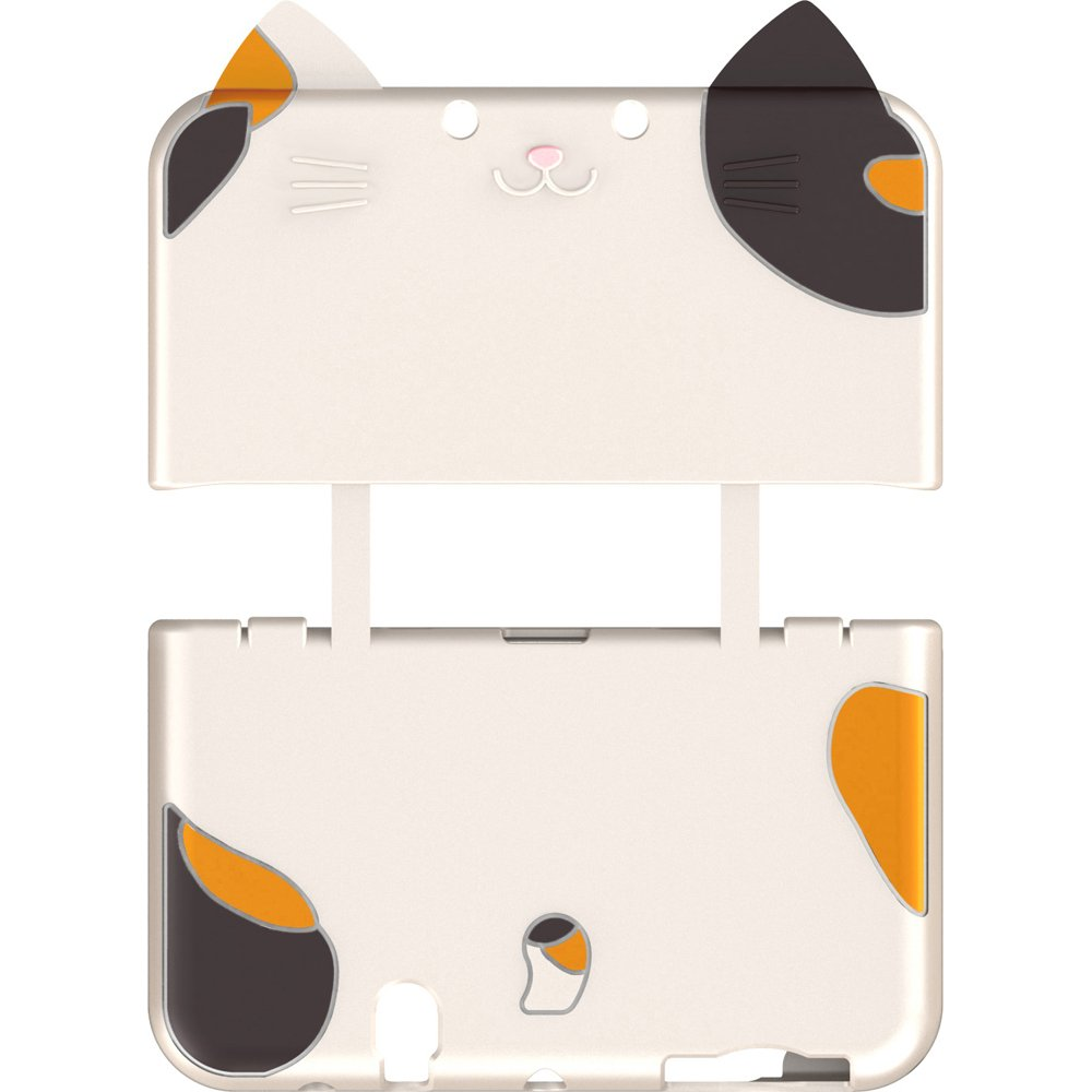 Cyber new 3ds xl ll cat neko nyan dx nintendo xl silicon for Coque 3ds xl pokemon