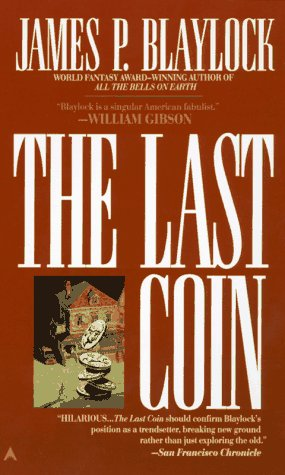 book cover of The Last Coin
