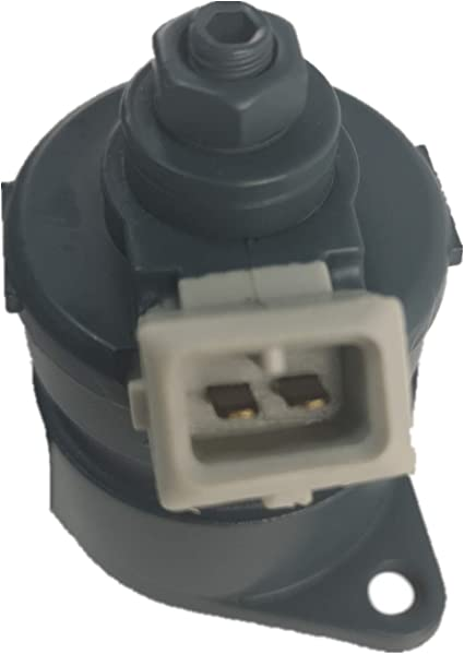SINOCMP 9218229 0671301 Hydraulic Solenoid Valve 2 Pins Square for Hitachi EX100-5 EX120-5 EX200-5 Excavator Parts 3 Month Warranty