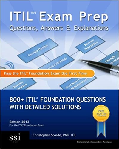 Amazon itil v3 exam prep questions answers explanations amazon itil v3 exam prep questions answers explanations 2012 ebook christopher scordo kindle store fandeluxe Choice Image