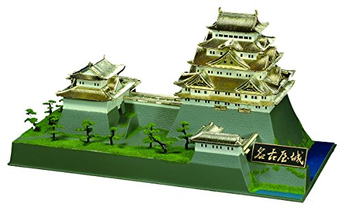 1/350 Nagoya Castle Processed by Gold Plating