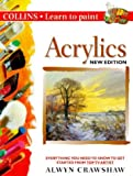 img - for Acrylics (Collins Learn to Paint) book / textbook / text book