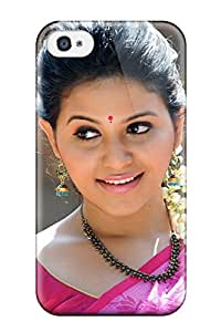 Fashionable SeWpluC2930xDxNJ Iphone 4/4s Case Cover For Actress Anjali Protective Case