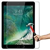 GerTong Apple iPad 2/3/4 9.7 inch Screen Protector 2.5D HD Clear Tempered Glass Anti-Scratch Anti-Fingerprint Screen Guard Film Apple Pencil Compatible (Clear)