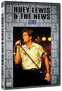 LEWIS;HUEY AND THE NEWS 1984: LIVE