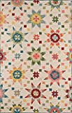 Momeni Rugs SUMITSUM19MTI3656 Summit Collection Hand Knotted Transitional Area Rug, 3'6″ x 5'6″, Multicolor Review