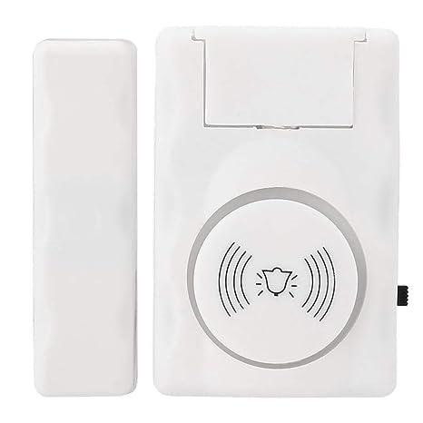 Alarma antirrobos de seguridad, sensor magnético Puerta de ...