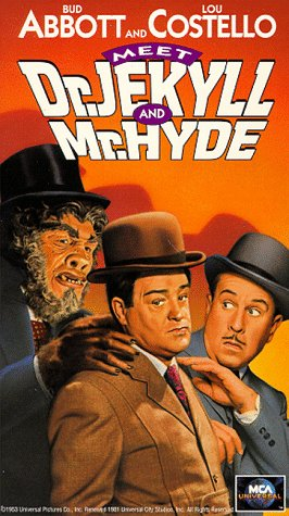 Abbott & Costello: Meet Dr Jekyll & Mr Hyde / Mov [VHS] -