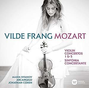 Mozart: Vilonin Concertos 1 & 5