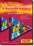 img - for New Headway: Elementary Third Edition: Teacher's Resource Book: Six-level general English course for adults (Headway ELT) book / textbook / text book