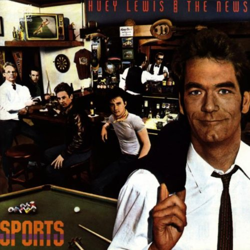 Huey Lewis and The News Sports Vinyl LP | VinylTimes