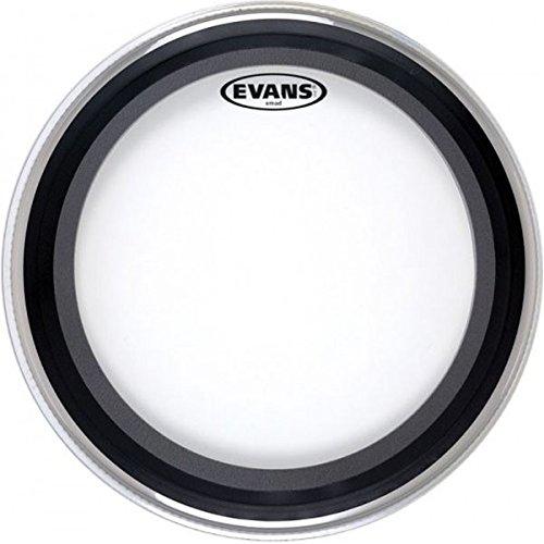 Evans GMAD Clear Bass Drum Head, 22 Inch (Clear Bass Head)