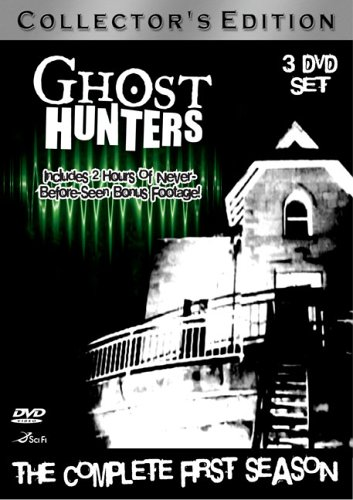 Ghost Hunters - The Complete First Season by FIRST LOOK HOME ENTERTAINMENT