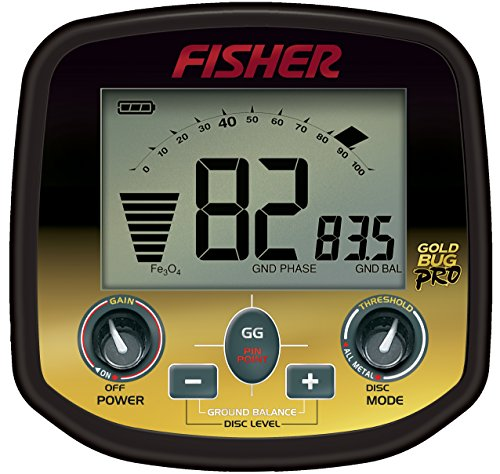Buy fisher gold bug pro 5