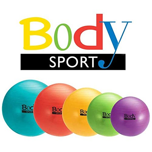 1-Fitness-Ball-Body-Sport-Core-Strengthening-Exercise-Ball-Perfect-Desk-Chair-with-Pump-Exercise-Guide-100-Guarentee