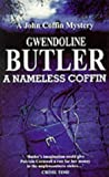 Front cover for the book A Nameless Coffin by Gwendoline Butler