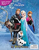 img - for Disney Frozen My Busy Book book / textbook / text book
