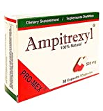 Ampitrexyl 500mg, Herbal Immune Support Supplement Promex Ampitrexyl; 30 Capsules