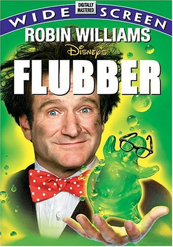 Flubber (Bilingual) Robin Williams Marcia Gay Harden Clancy Brown Scott Michael Campbell