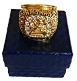 for fans' collection 1987 Tim Brown Heisman Trophy championship rings size 11