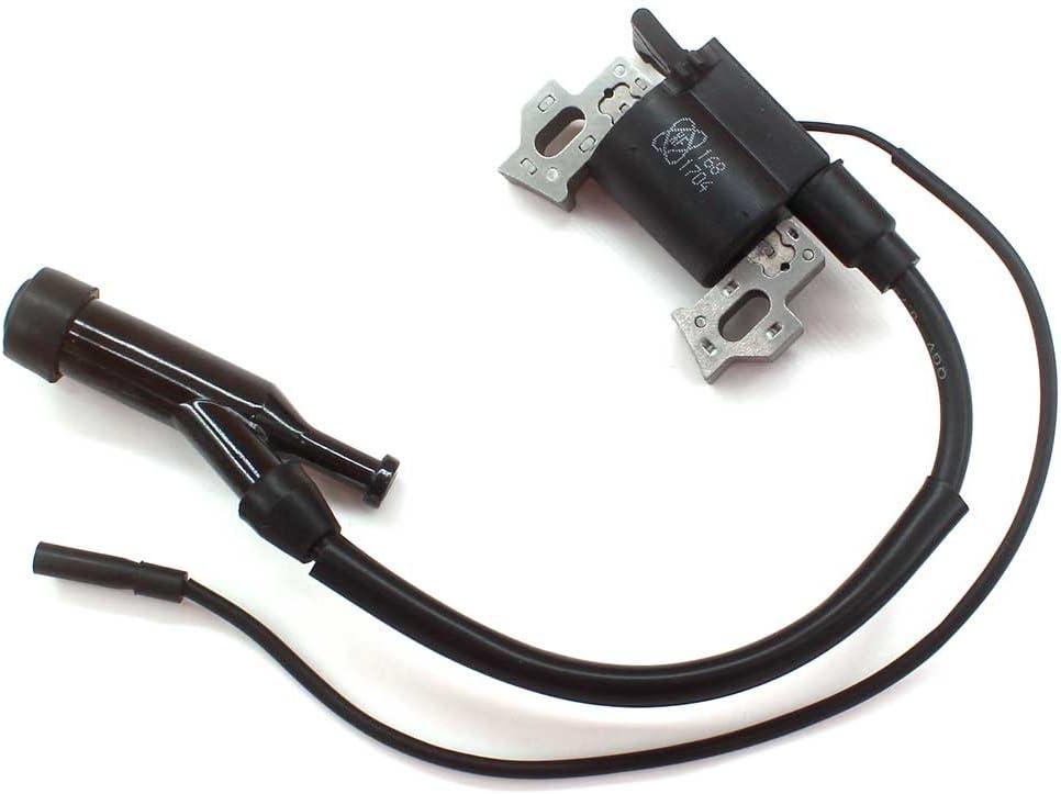 Aisen Bobina de encendido apto para Einhell BT-BG 2000/2generadores de corriente 3,74kW/5PS corriente aggregat