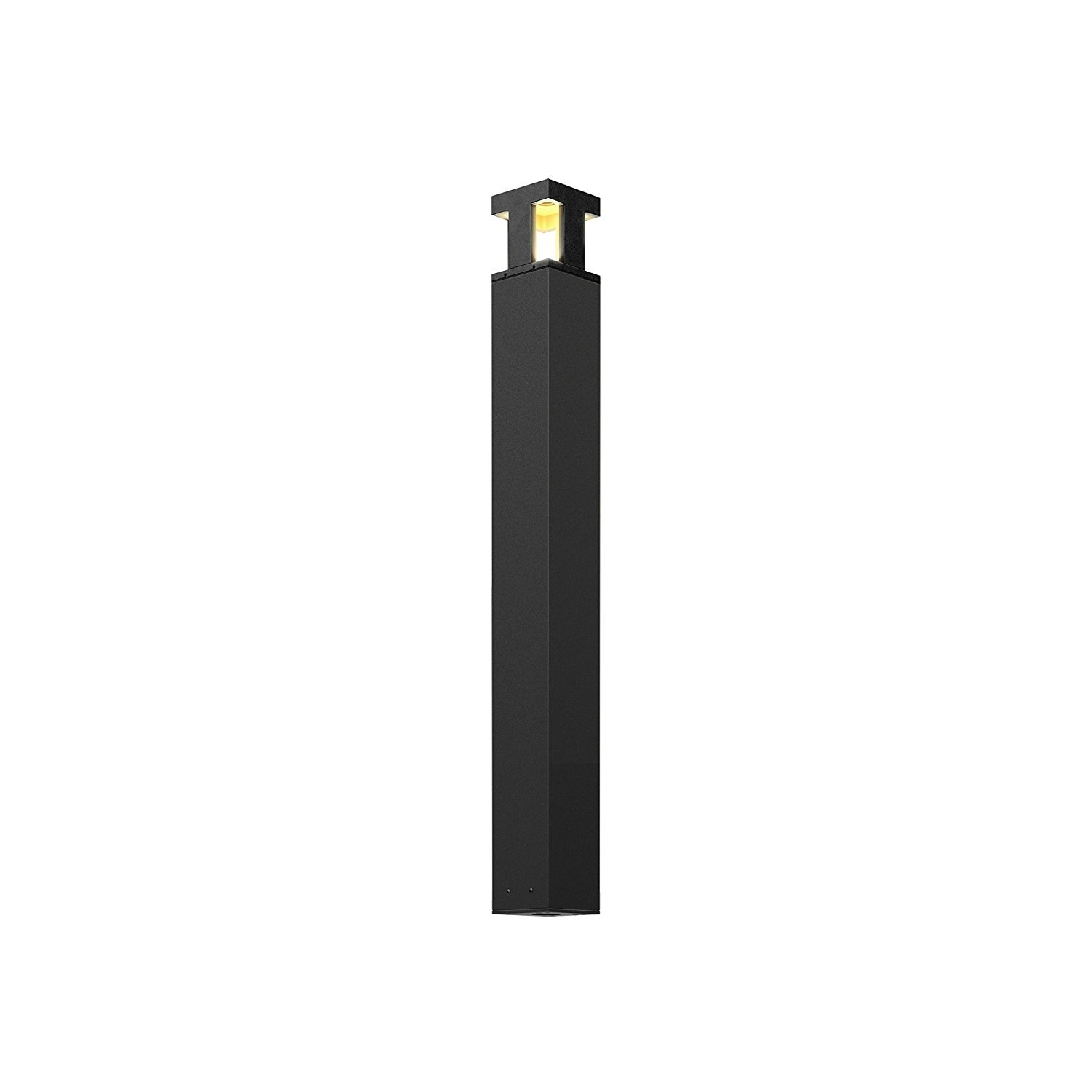 DALS LED Bollard, 7W, 3000k, 700 Lumens - BK by AR Lighting