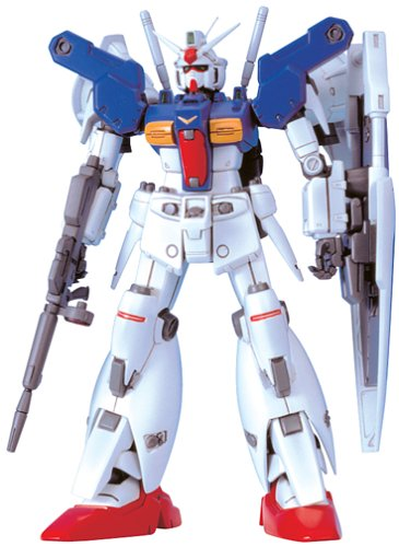 GUNDAM 0083 E.F.S.F. Prototype Multipurpose Mobile Suit STARDUST MEMORY Action Figure 1/100 Scale Model Kit. Includes English Instructions. 1997 Bandai import Made in Japan. In original box. MG (Master Grade) Skill Level 7 Gundam GP01Fb. Item#11136.